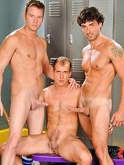 Sexy guy - Jeremy Bilding::Brandon Lewis::Steven Daigle