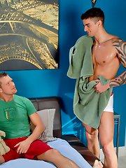 Sexy guy - Tyler Torro::Joe Lander