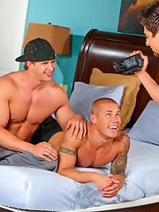 Sexy guy - Johnny Torque::Cameron Foster::Brody Wilder