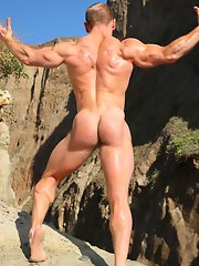 Ben Kieren Hairy Muscle Stud